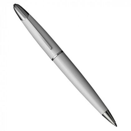 Ручка шариковая Colibri Equinox White lacquer CT BP \ CB BP-100D003