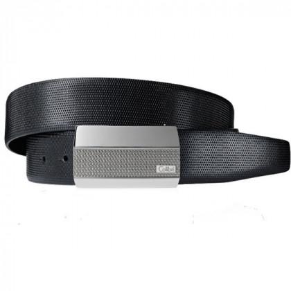 Кожаный ремень Colibri Modena / black Italian leather \ CB BT-100T006