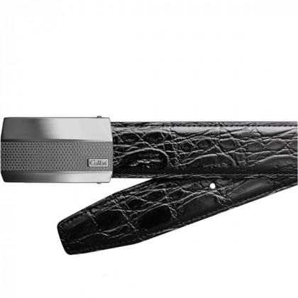 Кожаный ремень Colibri Modena / toscana black leather \ CB BT-100T007