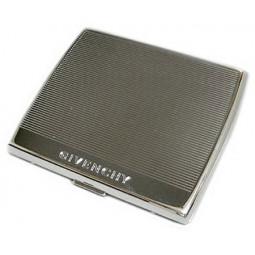 Портсигар Givenchy DIA-SILVER / HORIZONTAL LINE \ GV GC2-0003