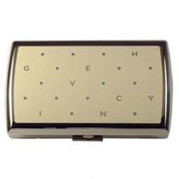 Портсигар Givenchy POLKA DOTS IVORY, DIA-SILVER \ GV GC3-0006