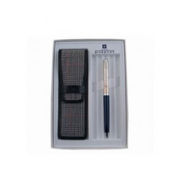 Подарочный набор Givenchy GALLES STERLING SILVER/BLUE LACQ \ GV 20E/S