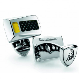 Запонки Tonino Lamborghini IL Primo Collection Yellow Crystal \ TL TCL004003