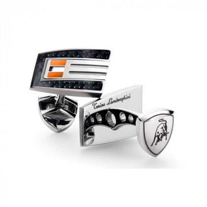 Запонки Tonino Lamborghini Corsa Collection Orange Crystal \ TL TCL005022