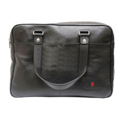 Сумка женская Tonino Lamborghini Collection Sport Elegance Black 40x29,5x13 cm \ TL CA88002-01
