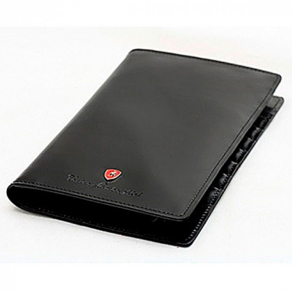 Визитница/кредитница Tonino Lamborghini Collection Prestige Black 10x16,8 cm \ TL PF11409-01