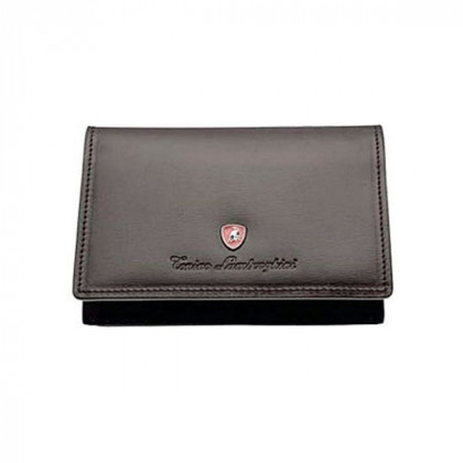 Визитница/кредитница Tonino Lamborghini Collection Prestige Black 10,7x7,2 cm \ TL PD11404-01