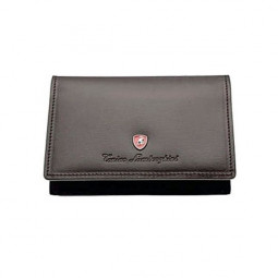 Визитница/кредитница Tonino Lamborghini Collection Prestige Black 10,7x7,2 cm \ TL PD11404-01