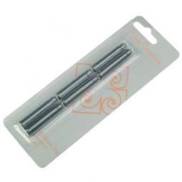 Чернильные картриджи Pierre Cardin для перьевой ручки, черный, 6 шт. \ PC330-01
