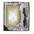 Набор Pierre Cardin: ручка шариковая + обложка для паспорта \ PS1138GD