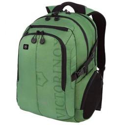 Рюкзак VICTORINOX VX Sport Pilot 16'', зелёный, полиэстер 900D, 35x28x47 см, 30 л \ 31105206
