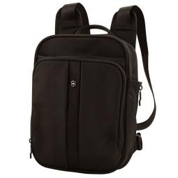 Мини-рюкзак VICTORINOX Flex Pack, чёрный, нейлон 800D, 22x10x29 см, 6 л \ 31174601