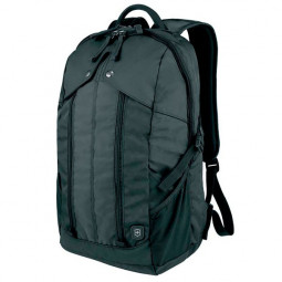Рюкзак VICTORINOX Altmont 3.0 Slimline 15,6'', чёрный, нейлон Versatek™, 30x18x48 см, 27 л \ 32389001