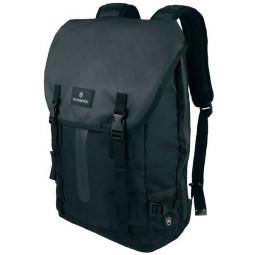 Рюкзак VICTORINOX Altmont™ 3.0, Flapover 17'', чёрный, нейлон Versatek™, 32x13x48 см, 19 л \ 32389401