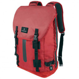 Рюкзак VICTORINOX Altmont™ 3.0, Flapover 17'', красный, нейлон Versatek™, 32x13x48 см, 19 л \ 32389403