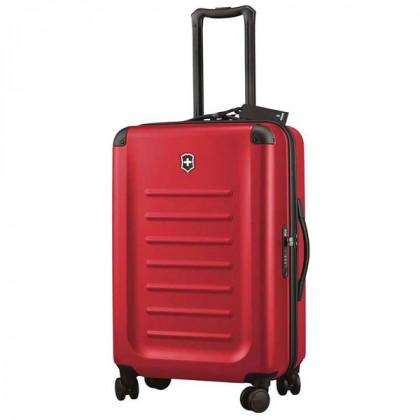 Чемодан VICTORINOX Spectra™ 2.0 26, красный, поликарбонат Bayer, 44x26x68 см, 54,1 л \ 31318403