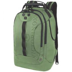 Рюкзак VICTORINOX VX Sport Trooper 16'', зелёный, полиэстер 900D, 34x27x48 см, 28 л \ 31105306