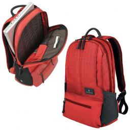 Рюкзак VICTORINOX Altmont 3.0 Laptop Backpack 15,6'', красный, нейлон Versatek™, 32x17x46 см, 25 л \ 32388303