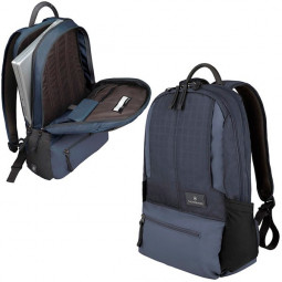 Рюкзак VICTORINOX Altmont 3.0 Laptop Backpack 15,6'', синий, нейлон Versatek™, 32x17x46 см, 25 л \ 32388309