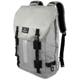Рюкзак VICTORINOX Altmont™ 3.0, Flapover Laptop Backpack, серый, нейлон Versatek™, 32x13x48 см, 19 л \ 32389404