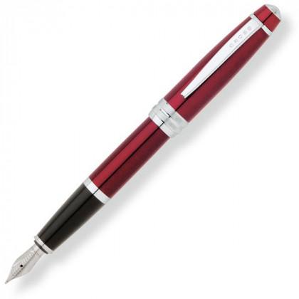 Перьевая ручка Cross Bailey. - красный. \ AT0456-8MS
