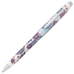 """Шариковая ручка Cross Botanica. - """"Сиреневая Орхидея"""". \ AT0642-2"""