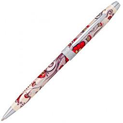 """Шариковая ручка Cross Botanica. - """"Красная Колибри"""". \ AT0642-3"""