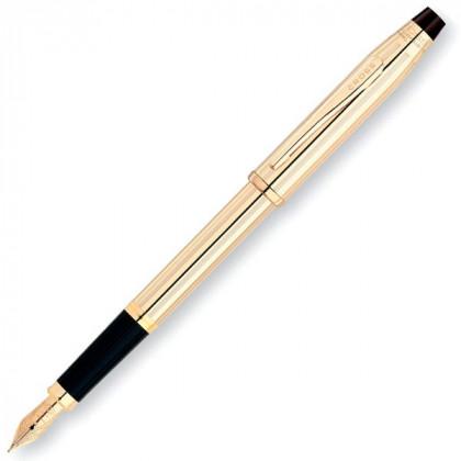 Перьевая ручка Cross Century II. - золотистый. \ 4509-FD