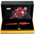 """Ручка-роллер Selectip Cross Marvel SE """"Железный Человек"""". Цвет - красный \ AT0085D-105"""