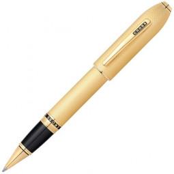Ручка-роллер Selectip Cross Peerless 125. - золотистый \ AT0705-4