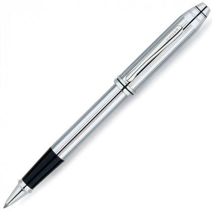 Ручка-роллер Selectip Cross Townsend. - серебристый. \ 535