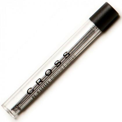 Грифели Cross для механических карандашей без кассеты 0.7мм (15 шт) \ 8742