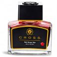 Флакон с чернилами Cross для перьевой ручки, красный, 62,5 мл \ 8945S-4 red