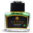 Флакон с чернилами Cross для перьевой ручки, зеленый, 62,5 мл \ 8945S-5 green