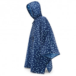 Дождевик Mini maxi spots navy 141 см Mini maxi Reisenthel \ AN4044