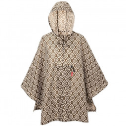 Дождевик Mini maxi diamonds mocha 141 см Mini maxi Reisenthel \ AN6039
