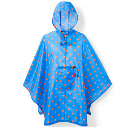 Дождевик Mini maxi azure dots 141 см Mini maxi Reisenthel \ AN4058