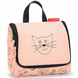Сумка-органайзер детская 18.5 см Toiletbag S cats and dogs Reisenthel \ IO3064