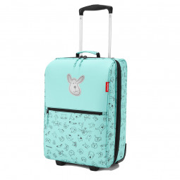 Чемодан детский Trolley XS 43 см Cats and dogs Reisenthel \ IL4062