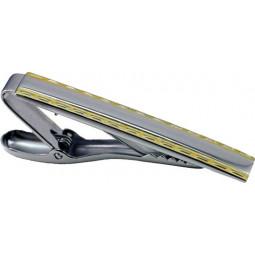 Стальной зажим для галстука Colibri Milan \ CB ATA024000E