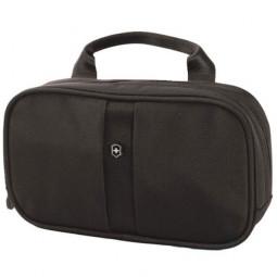 Несессер 23х13 см нейлон черный Lifestyle Accessories 4.0 Overmight Essentials Kit Victorinox Travel \ 31173101