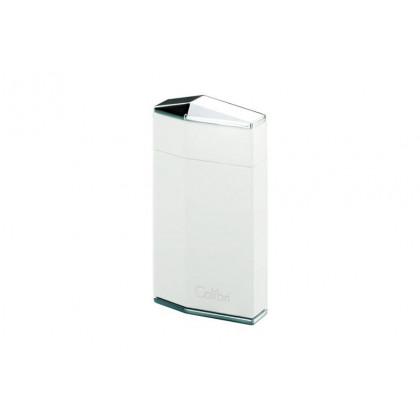 Зажигалка Colibri Diamond polished white / chrome finish \ CB C10002LI