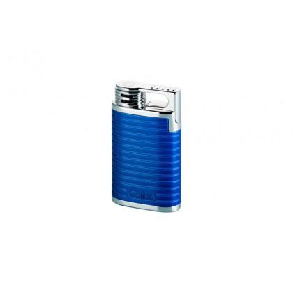 Зажигалка Colibri BELMONT Blue / Chrome \ CB LI-200C4