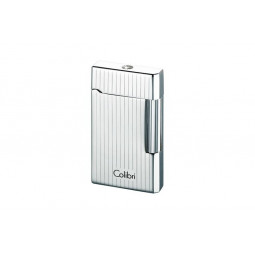 Зажигалка Colibri Wellington shiny chrome \ CB FTR-261008
