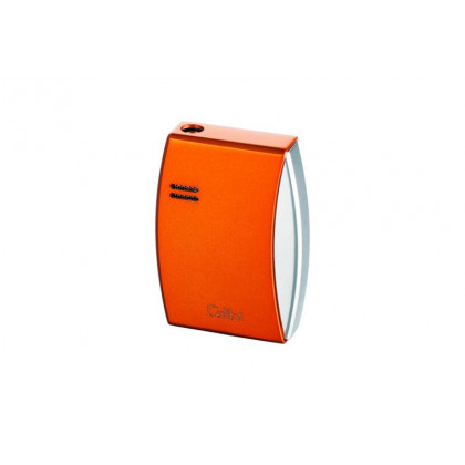 Зажигалка Colibri ECLIPSE mars orange anodized \ CB LI300D006