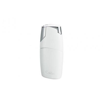 Зажигалка Colibri Rio Metallic White \ CB QTR-690019