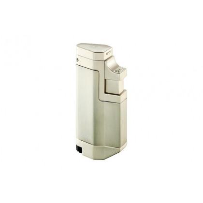 Зажигалка Colibri Tribeca II brushed chrome \ CB QTR-415022