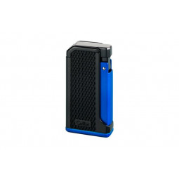 Зажигалка Colibri Monza I matte black and anodized blue / pachmayr grip \ CB LI-200T005