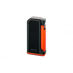 Зажигалка Colibri Monza I matte black and anodized orange / pachmayr grip \ CB LI-200T008