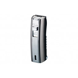 Зажигалка Colibri M-Stick satin pearl/satin gun metal \ CB QTR-213003E